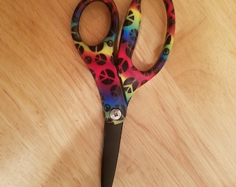 Scissors, use for mixed media, non stick