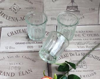 Jelly Jars Jam Pot Glassware Serving Tray Shabby Potpourri Jar Preserving Jars Kitchen Decor