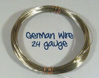 24ga 200ft DS German Wire
