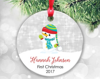 First Christmas Baby Ornament, New Baby Ornament, New Mommy Gifts, Baby Keepsake Gifts, New Baby Ornament, First Baby Christmas Ornament