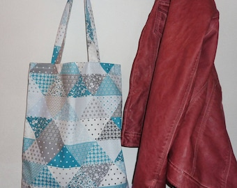 Tote bag, my pretty patchwork Tote