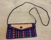 Clutch wallet maya art...
