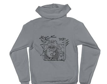 Mountains are Calling Hoodie sweater