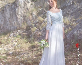 The Wedding Dress of Your Dreams Handmade by SuzannaMDesigns