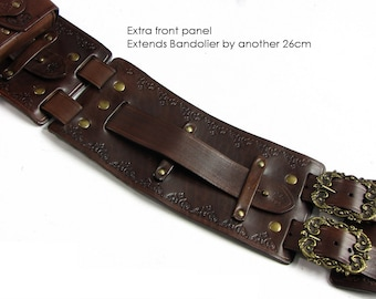 Extra part for our bandolier