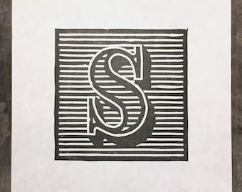S for Stripes