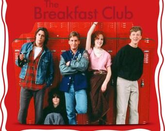 Breakfast Club Vintage Image T*shirt