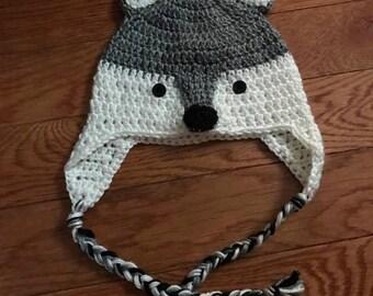 Fox / Wolf Hat