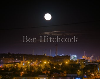 Barry Town, Supermoon