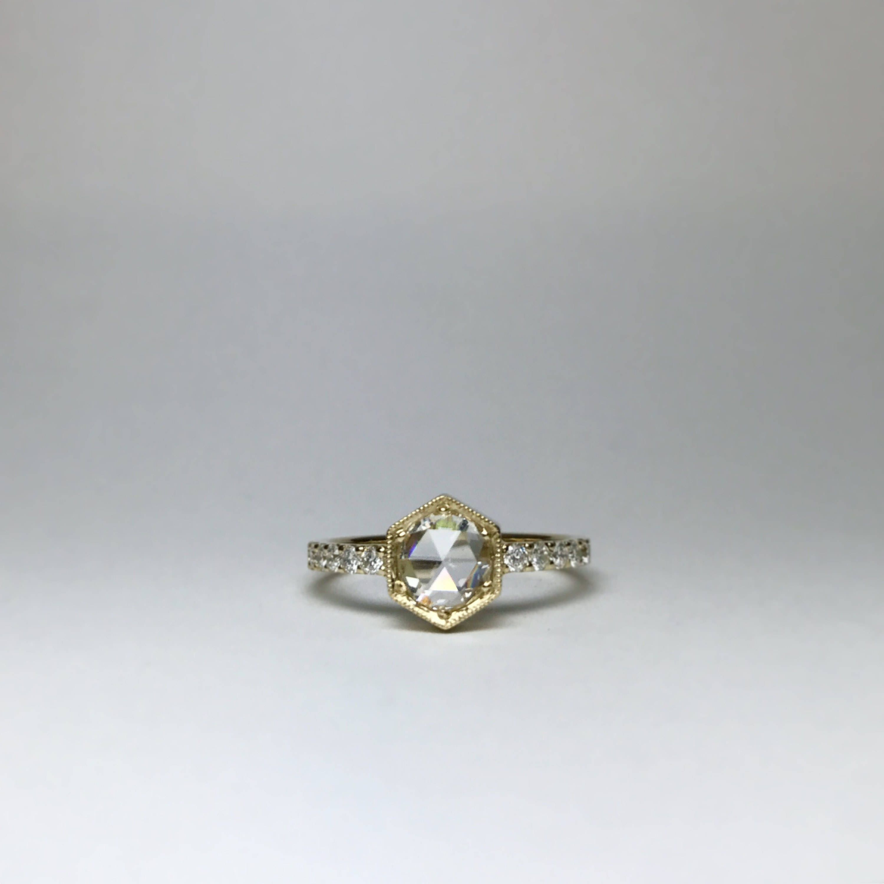 diamond rings casey white products melanie rose yg ring cut rising engagement