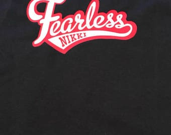 Youth fearless hoodie