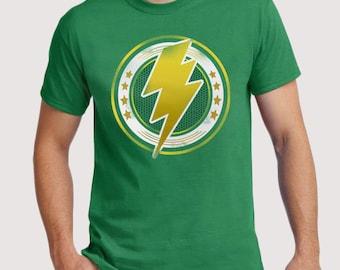 Johnny Gorilla Thunder  - T-shirt