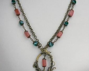 Necklace Vintage Style Necklace