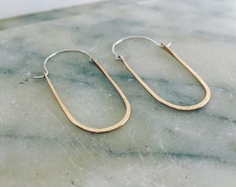 Boho earrings, minimalist earrings, dangle earrings, bridesmaid earrings, gold earrings, delicate earrings, long earrings, dainty gold
