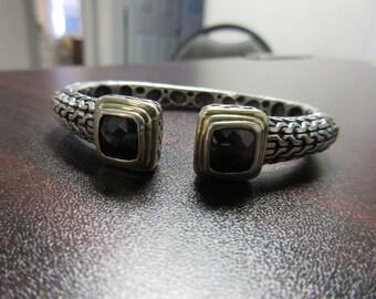 Sterling Silver Designer Bracelet