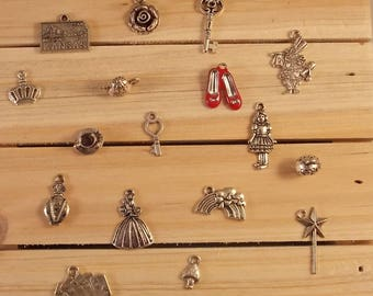 Add a Charm-only available when purchasing jewelry from Daisy's Crystals