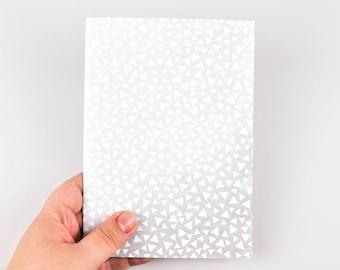Tumbling Patterned Midori Insert, Traveler's Notebook Insert, Planning Insert, Journal, Seven Sizes Available