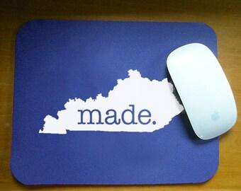 Kentucky  'Made' Computer Mouse Pad