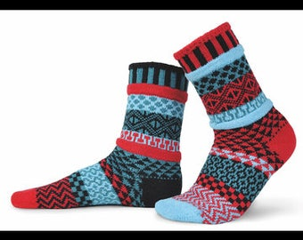 Solmate Socks - Mars Crew