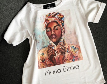 Camiseta Halima Turbante