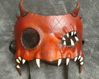 Alligator Imp Mask