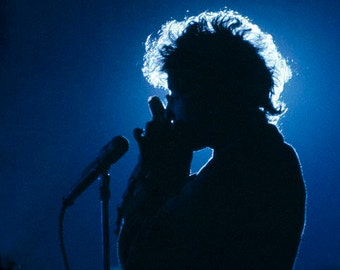 Bob Dylan Greatest Hits  - Signed digital print