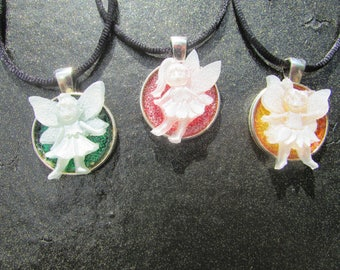 Fairy Necklaces Trio