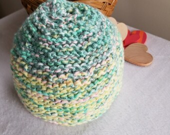 Hat Hand Knit