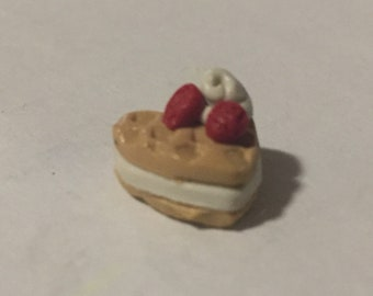 Waffle charm