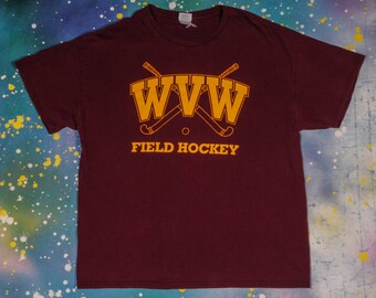WVW Field Hockey Sports T-Shirt Size M