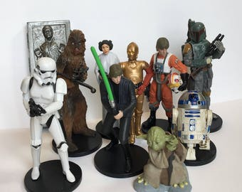 Fan/light pulls, pull chains, Star Wars Room Decor, Star Wars , Star Wars character figures, housewares, pull chains