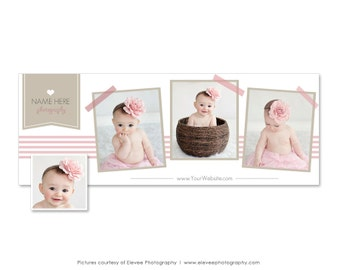 Baby Timeline Cover, Facebook Baby, Facebook Template, Timeline Cover, We are expecting, Baby Announcement, Newborn Facebook Timeline