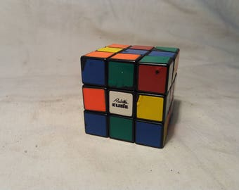 Vintage Original Rubik's cube