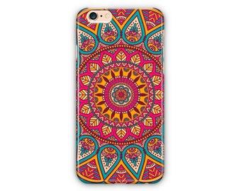 Ornaments Manda Phone Case For Samsung & iPhone / Samsung S8 / Iphone 8 Plus / Samsung S6