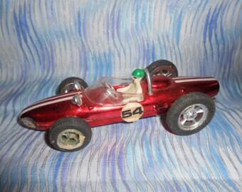 ZEE #2054 FERRARI-F1 Vintage Race Car