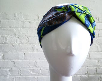 Turban Headbands women, gift for her, Turban Headwrap, Twist Headband, headband adult, yoga headband, twist headband - for women