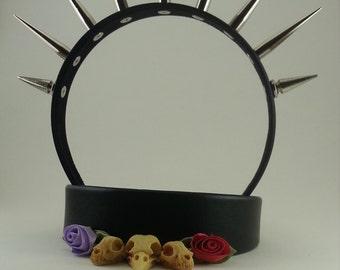 Demon Empress Spiked Headband