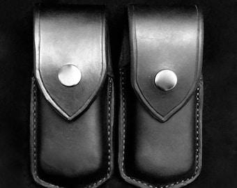 OHT custom leather sheath