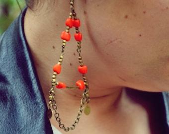 Aztec 1 earrings
