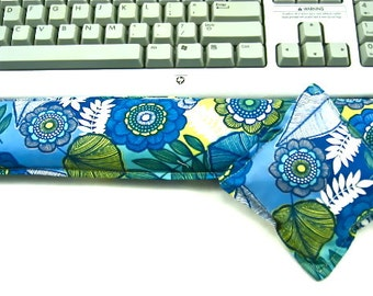 Carpal Tunnel Relief: Keyboard Wrist Rest Support for Keyboard, Mouse Pad, Computer Hot Cold Pack, Wrist Pad, Desk Set,