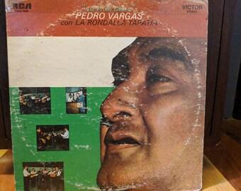 Pedro Vargas con la Rondalla Tapatia - Asi Es Mi Tierra - Vinyl