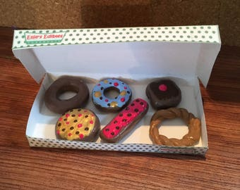 "Doll Donuts ~ Fake Donuts | American Girl 18"" Doll Sized"