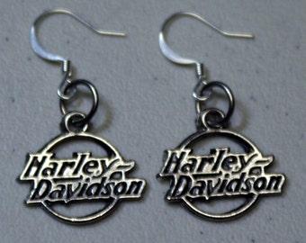 Harley Dangle Earrings