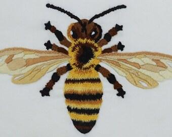 Honey Bee Crewel Kit Crewel Intent