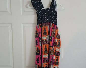 Girl's Halloween Dress