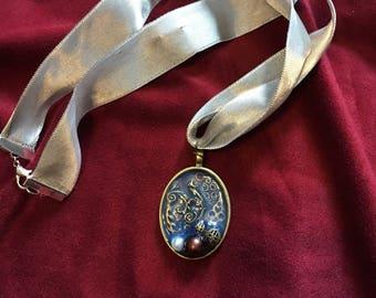 Steampunk Stuff necklace