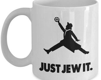 Hug a jew today t shirt funny easter funny lent funny just jew it jewish coffee mug funny jewish gifts jewish mug jewish negle Gallery