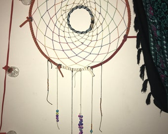 Custom Dream Catcher (Round)