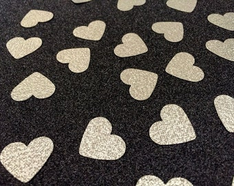 Heart Glitter Confetti