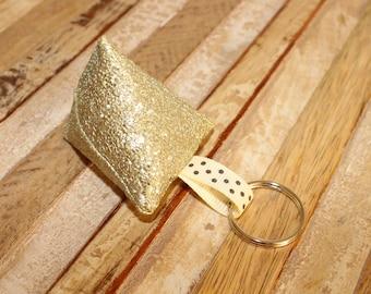 Key box gold